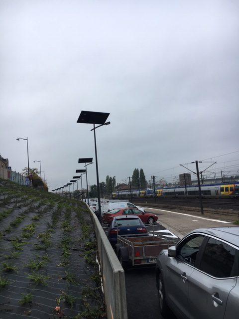 Eclairage Autonome Solaire FONROCHE Metz