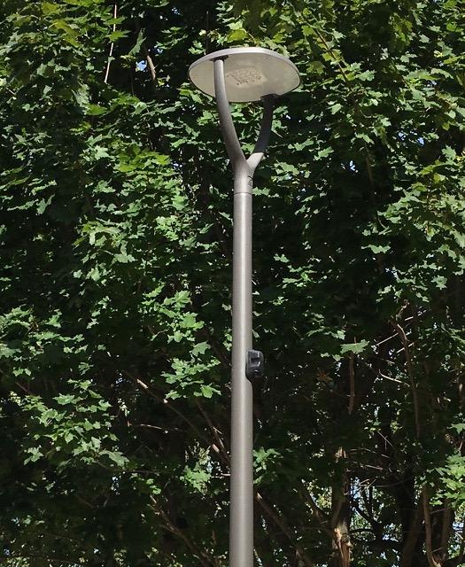 Eclairage Public détecteur Reims
