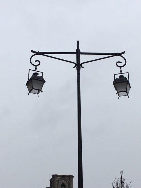 Eclairage Public Laon